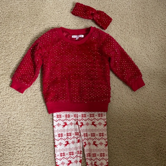 24 Month Holiday Outfit